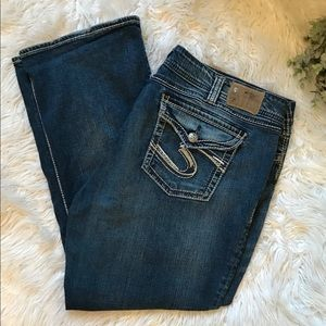 Silver Suki Surplus plus size:24 Jeans